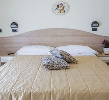 Hotel Villa Aurora Grande Doppia Camera