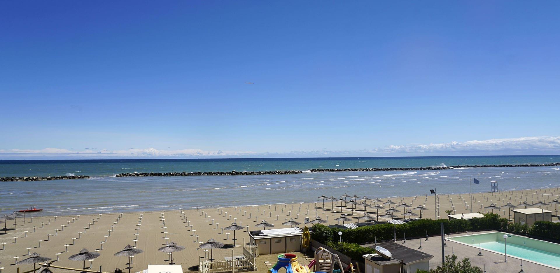 Hotel Villa Aurora Home Spiaggia