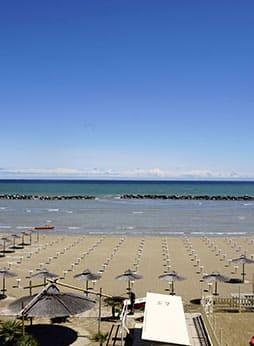 Hotel Villa Aurora Spiaggia